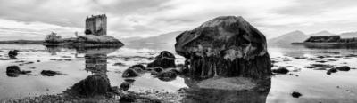 CASTLE STALKER – ARGYLL - Schöne Landschaft Bilder kaufen | Stimmungs Foto als Fineart by Stefan Somogyi Fotografie
