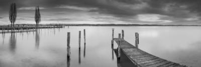 DER STEG – ERMATINGEN - Schöne Landschaft Bilder kaufen | Stimmungs Foto als Fineart by Stefan Somogyi Fotografie