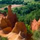 LE COLORADO PROVENCAL I - Schöne Landschaft Bilder kaufen | Stimmungs Foto als Fineart by Stefan Somogyi Fotografie