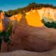 LE COLORADO PROVENCAL II - Schöne Landschaft Bilder kaufen | Stimmungs Foto als Fineart by Stefan Somogyi Fotografie