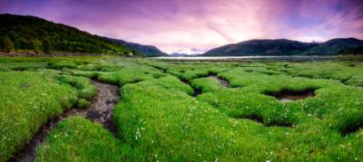 LOCH LEVEN SUNSET – GLENCOE - Schöne Landschaft Bilder kaufen | Stimmungs Foto als Fineart by Stefan Somogyi Fotografie