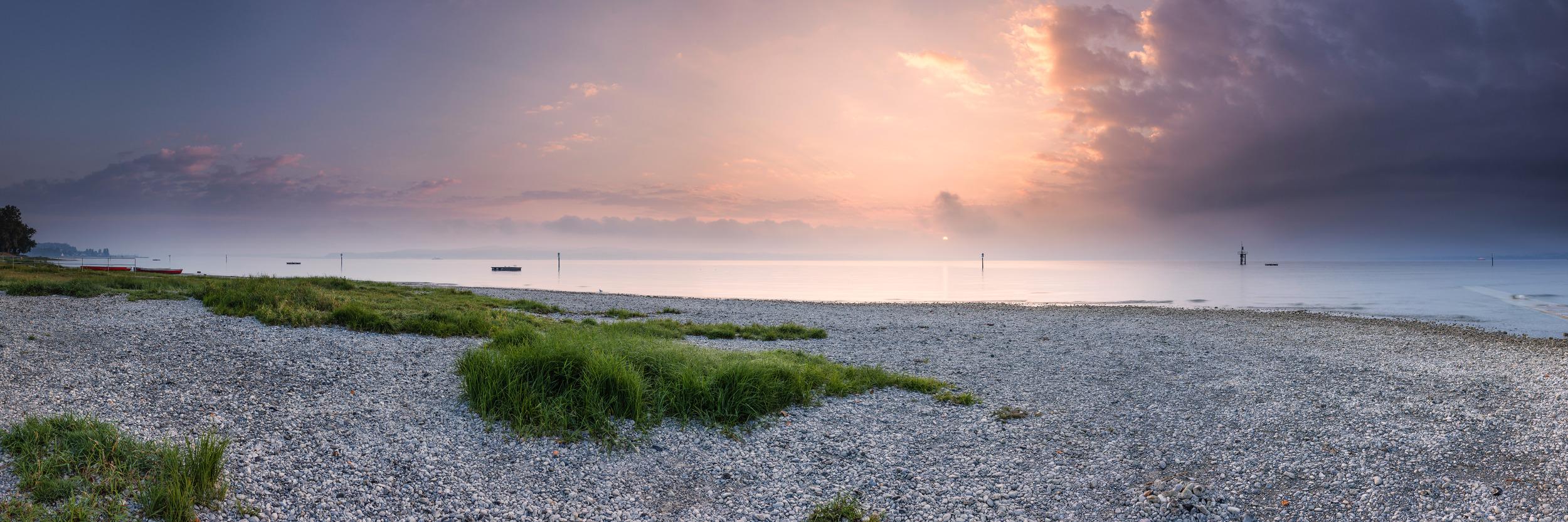 MORGENLICHT AM SEE - Schöne Landschaft Bilder kaufen | Stimmungs Foto als Fineart by Stefan Somogyi Fotografie