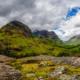 THREE SISTERS – GLENCOE - Schöne Landschaft Bilder kaufen | Stimmungs Foto als Fineart by Stefan Somogyi Fotografie