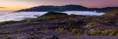LLANOS DEL JABLE TWILIGHT - Schöne Landschaft Bilder kaufen | Stimmungs Foto als Fineart by Stefan Somogyi Fotografie