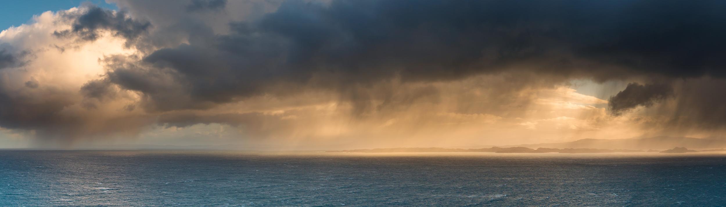 WEATHERFRONT – SKYE - Schöne Landschaft Bilder kaufen | Stimmungs Foto als Fineart by Stefan Somogyi Fotografie