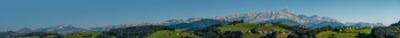 ALPSTEINMASSIV - Schöne Landschaft Bilder kaufen | Stimmungs Foto als Fineart by Stefan Somogyi Fotografie