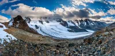 DIAVOLEZZA GLACIER VIEW - Schöne Landschaft Bilder kaufen | Stimmungs Foto als Fineart by Stefan Somogyi Fotografie