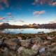 MUOTTAS MURAGL SUNRISE - Schöne Landschaft Bilder kaufen | Stimmungs Foto als Fineart by Stefan Somogyi Fotografie