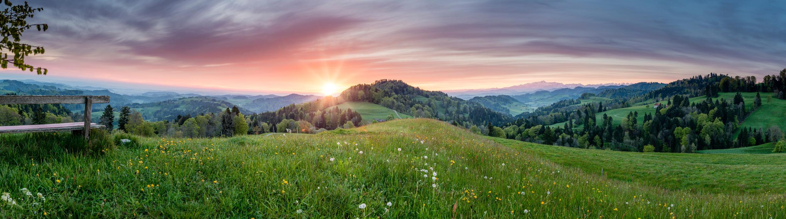 TANNZAPFENLAND - Schöne Landschaft Bilder kaufen | Stimmungs Foto als Fineart by Stefan Somogyi Fotografie