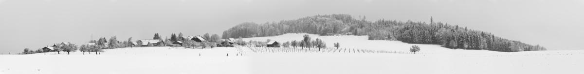 WINTERSCHLAF - Schöne Landschaft Bilder kaufen | Stimmungs Foto als Fineart by Stefan Somogyi Fotografie