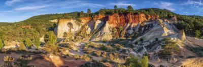 LE COLORADO PROVENCAL III - Schöne Landschaft Bilder kaufen | Stimmungs Foto als Fineart by Stefan Somogyi Fotografie